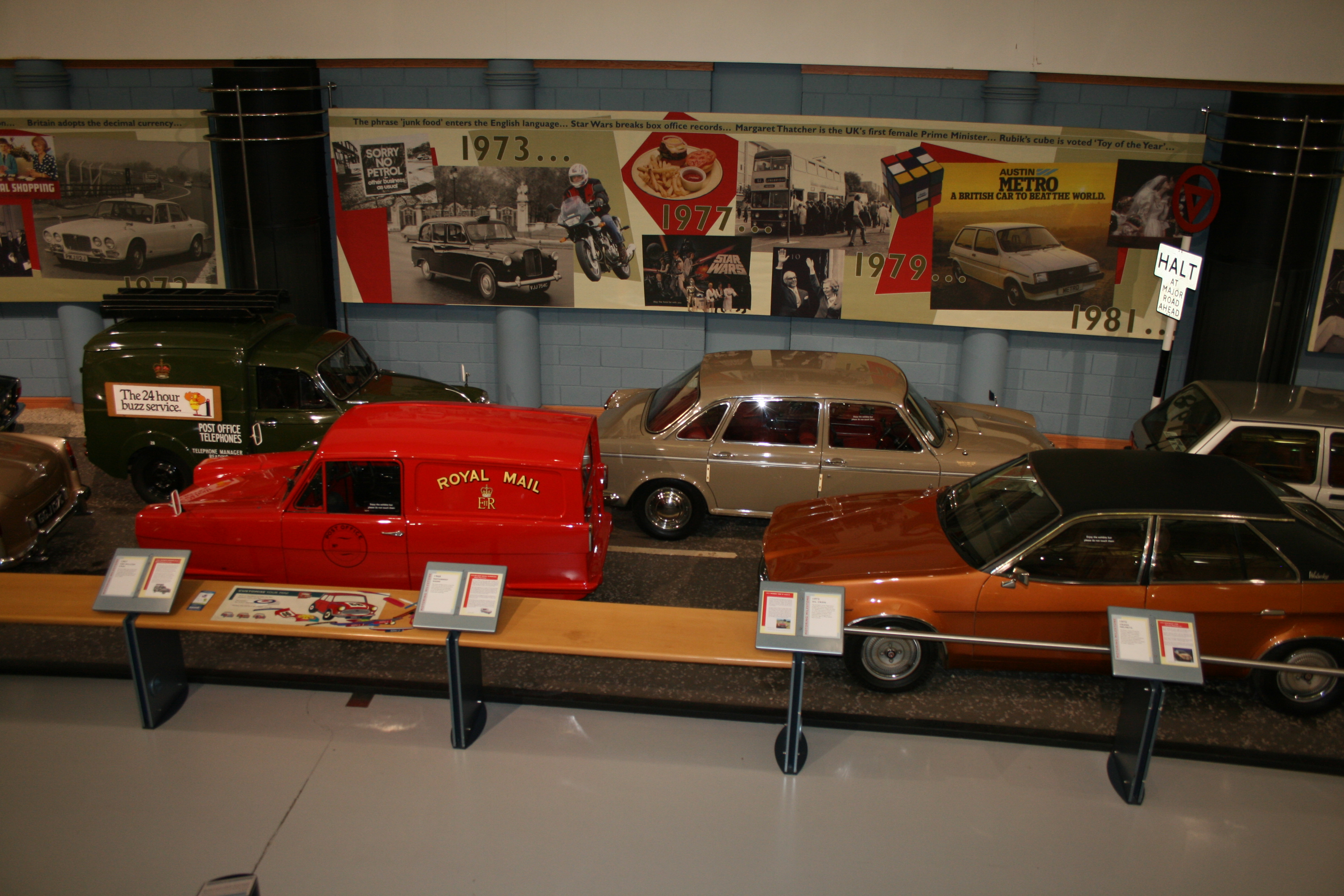 In Praise Of Britain S Heritage Motor Centre Gaydon Ertblog