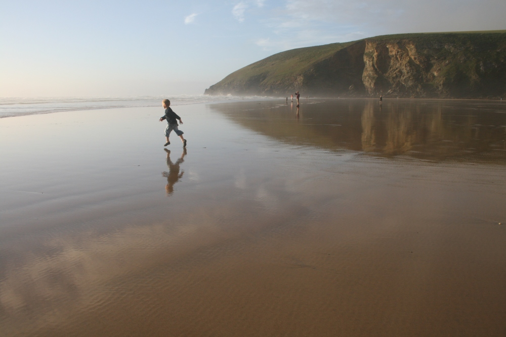 We love Cornwall, Mawgan Porth - and The Park (1/2)