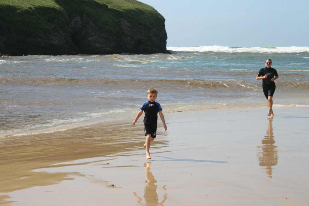 We love Cornwall, Mawgan Porth - and The Park (2/2)
