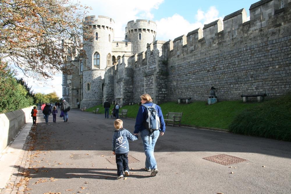 In praise of Windsor Castle (2/3)