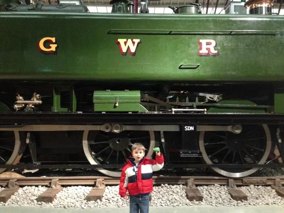 Duck, meet Duck... GWR panniers