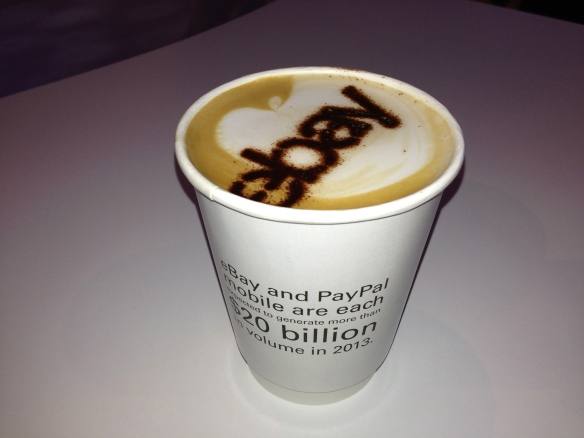 PS: we served the best coffee at MWC.