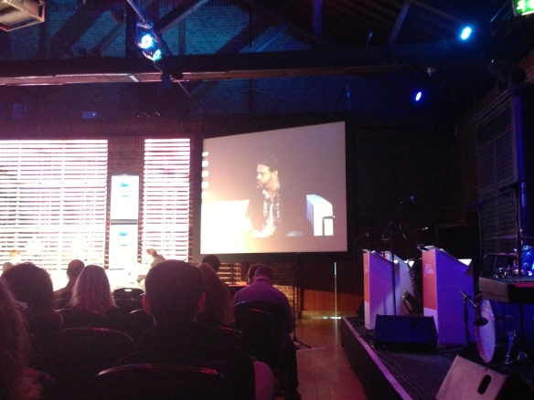 PayPal's John Lunn at London Web Summit