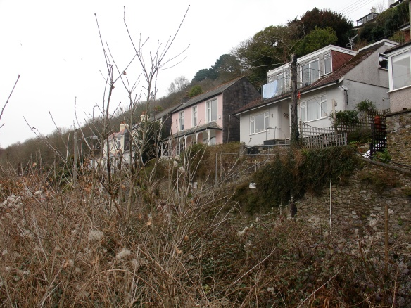 Our holiday home - scene of March 2013 landslip tragedy