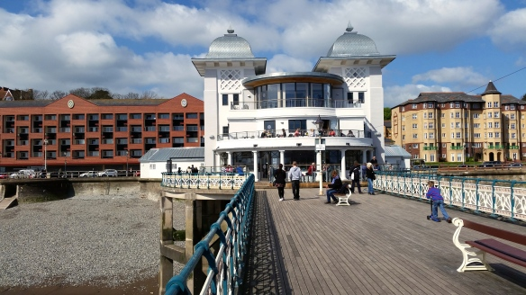 Penarth Pier and Pavilion