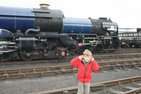 King Edward II and Tornado