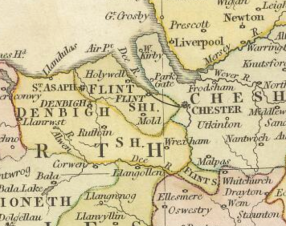 Flintshire detached county
