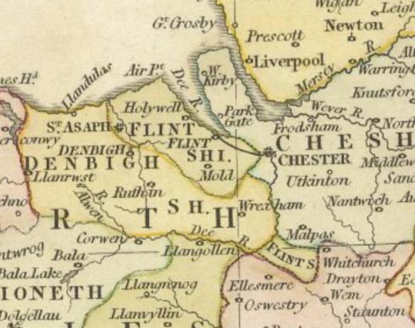 Flintshire detached county