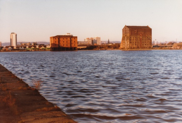 Cardiff Bay before regeneration