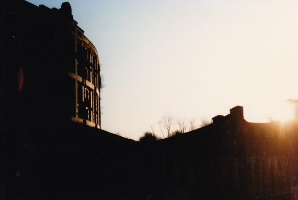 Spillers building 1986