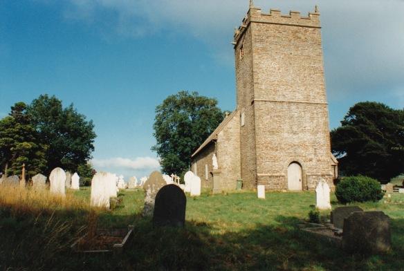 Eglwysilan church