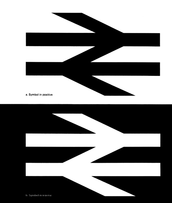 British Rail symbol