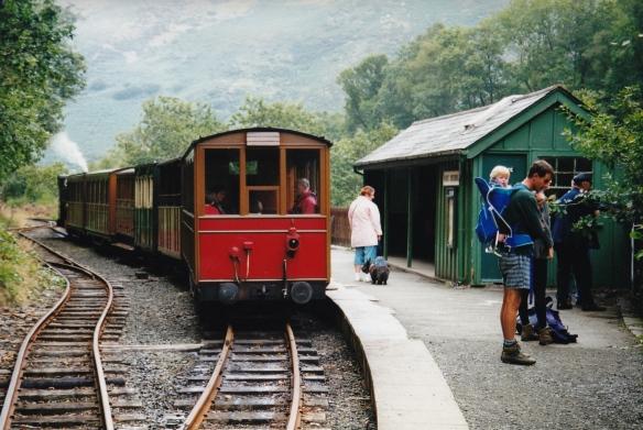 Nant Gwernol station, Talyllyn Railway