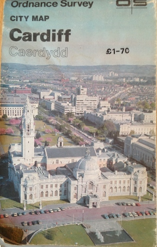 1985 OS City Map
