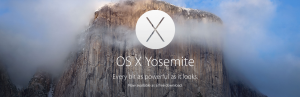 Speed trap: OS X Yosemite