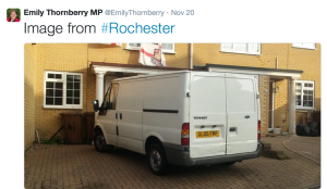 Emily Thornberry white van tweet