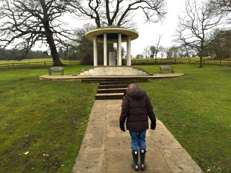 In the footsteps of history, Runnymede