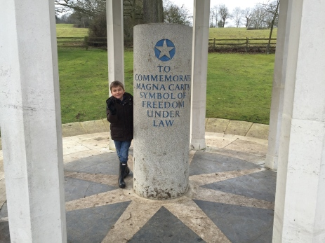 Where Magna Carta was signed