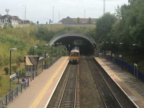 The Tesco tunnel, 29 June 2015